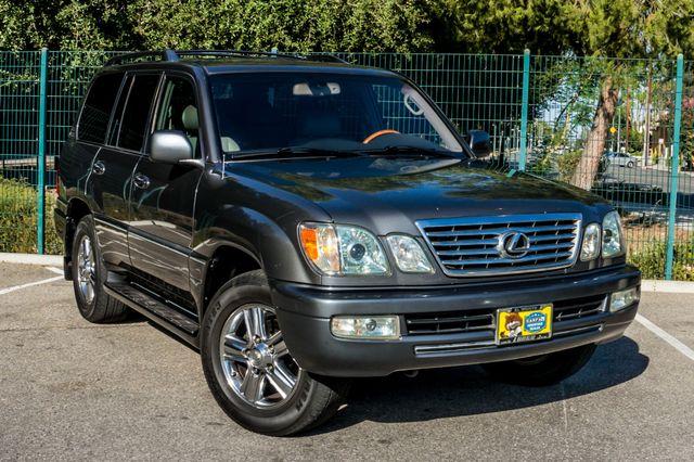 2006 Lexus LX 470 Reseda, CA 50