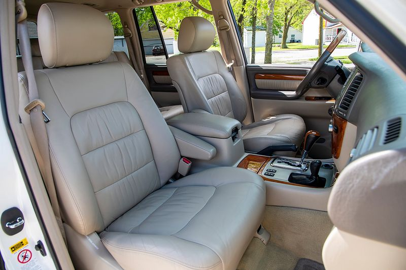 2006 Lexus LX 470   city TX  Dallas Motorsports  in Wylie, TX