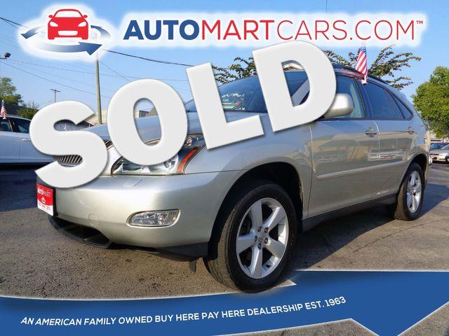 2006 Lexus RX 330  | Nashville, Tennessee | Auto Mart Used Cars Inc. in Nashville Tennessee