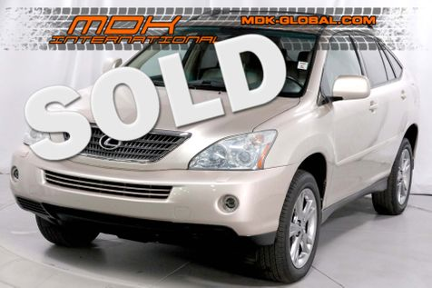 2006 Lexus RX 400h - AWD - Navigation - Mark Levinson sound in Los Angeles