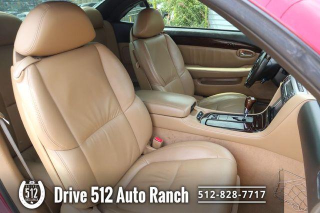 2006 Lexus SC 430 NICE Convertible in Austin, TX 78745