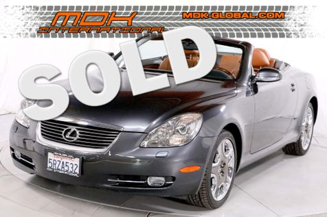 2006 Lexus SC 430 - Mark Levinson - Xenon - Only 39K miles in Los Angeles