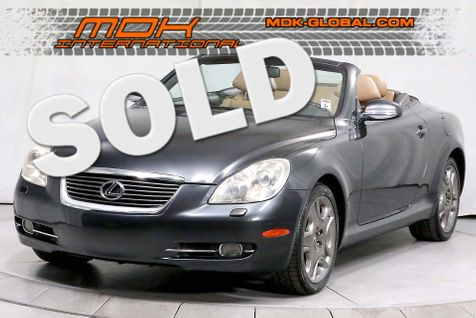 2006 Lexus SC 430 - Exceptionally Clean - 2 Owners in Los Angeles