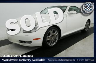 2006 Lexus SC 430 ONLY 46K MILES, SUPER NICE! in Rowlett