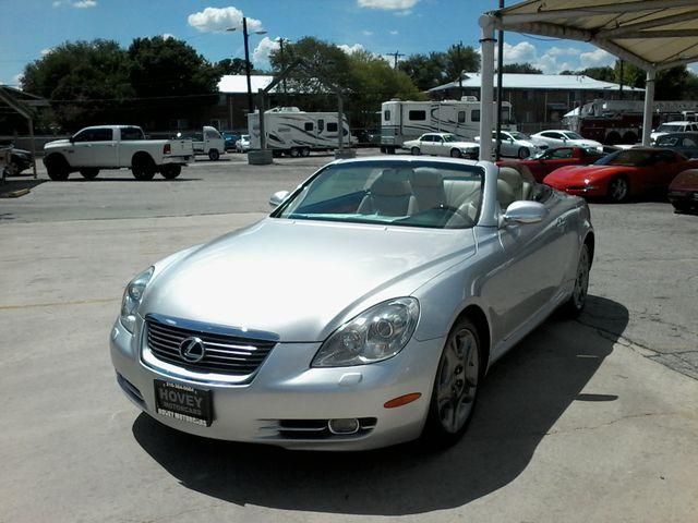 2006 Lexus SC 430 San Antonio, Texas 6