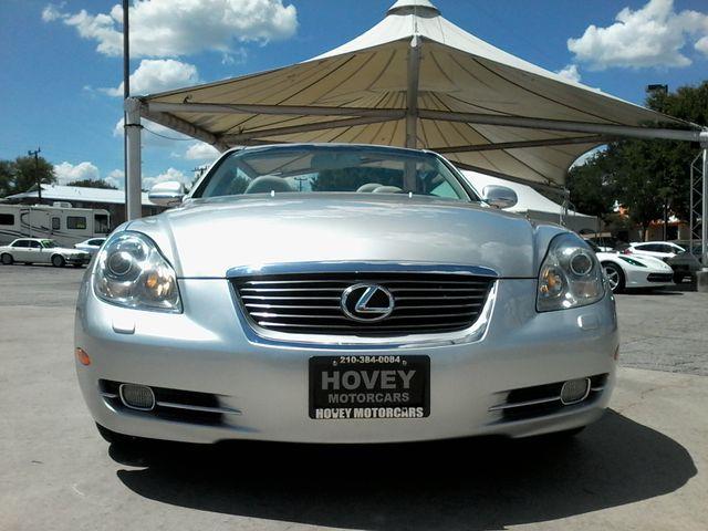 2006 Lexus SC 430 San Antonio, Texas 7