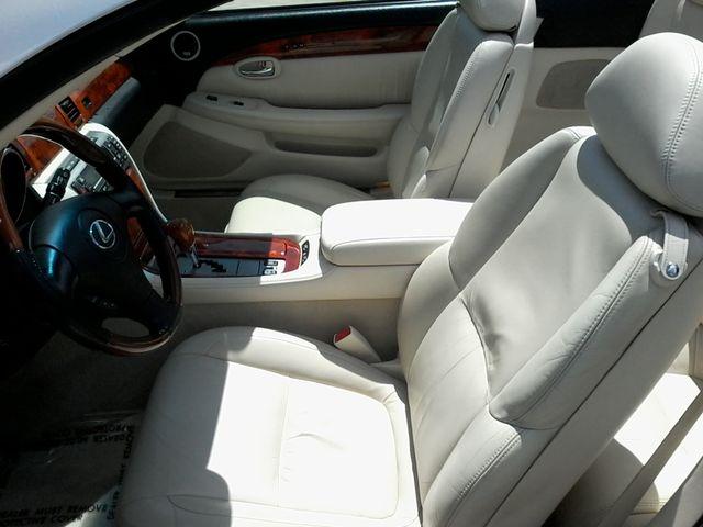 2006 Lexus SC 430 San Antonio, Texas 8
