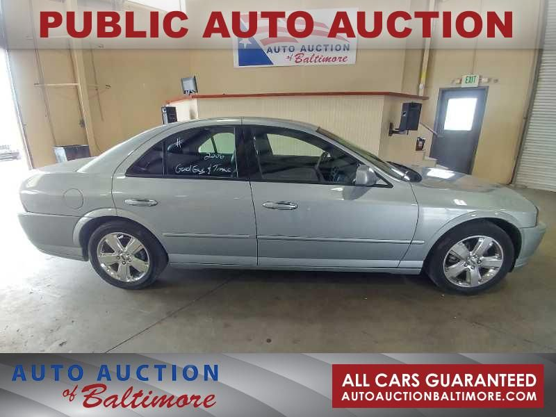 2006 Lincoln Ls Sport Joppa Md Auto Auction Of Baltimore