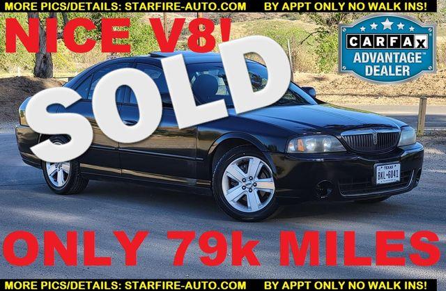 2006 Lincoln LS Sport Santa Clarita, CA