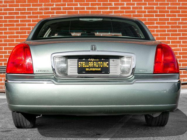 2006 Lincoln Town Car Signature Burbank, CA 5