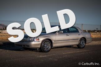 2006 Lincoln Town Car Signature Limited | Concord, CA | Carbuffs in Concord