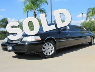 2006 Lincoln Town Car Executive w/Limousine Pkg | Houston, TX | American Auto Centers in Houston TX