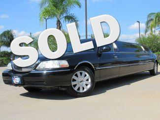 2006 Lincoln Town Car Executive w/Limousine Pkg | Houston, TX | American Auto Centers in Houston TX