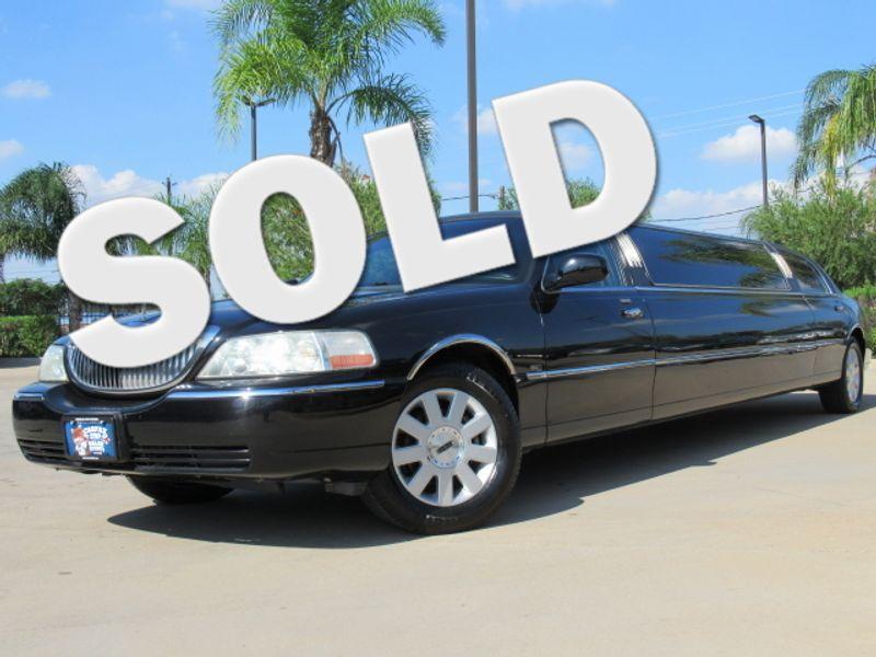 2006 Lincoln Town Car Executive W Limousine Pkg Houston Tx