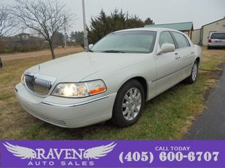 2006 Lincoln Towncar in Oklahoma City, Oklahoma