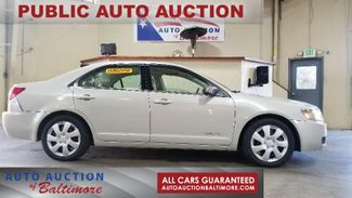 2006 Lincoln Zephyr  | JOPPA, MD | Auto Auction of Baltimore  in Joppa MD