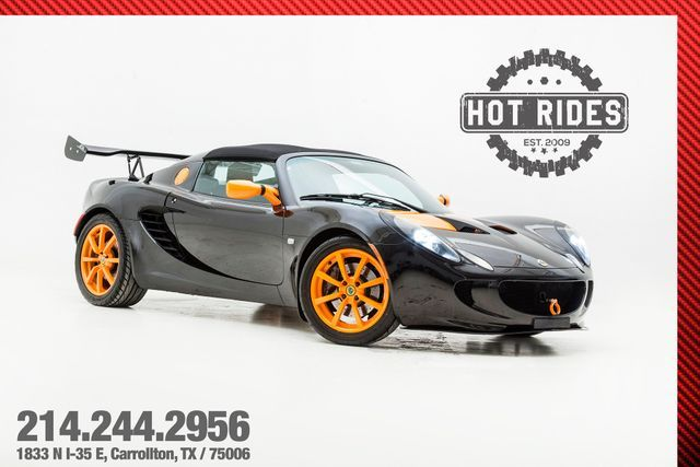 2006 Lotus Elise With Upgrades