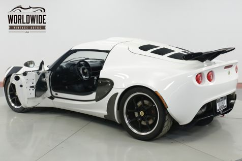 2006 Lotus EXIGE SUPERCHARGED ASPEN WHITE 20K IN EXTRAS | Denver, CO | Worldwide Vintage Autos in Denver, CO