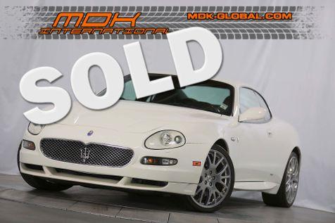 2006 Maserati GranSport LE - F1 - 400HP - SKYHOOK SUSPENSION in Los Angeles