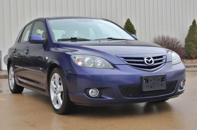 2006 Mazda 3 s