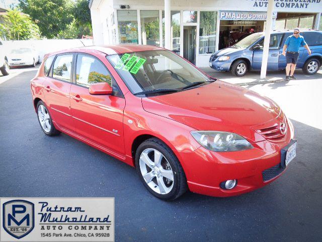 2006 Mazda Mazda3 s in Chico, CA 95928