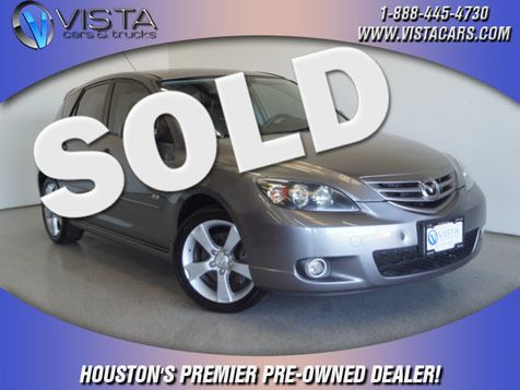 2006 Mazda Mazda3 s Grand Touring in Houston, Texas