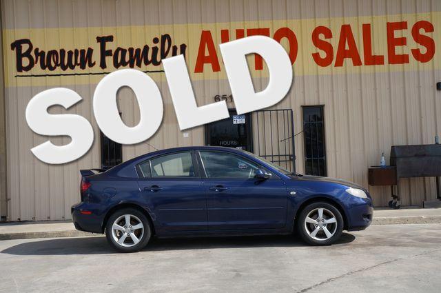 2006 Mazda Mazda3 i Touring | Houston, TX | Brown Family Auto Sales in Houston TX