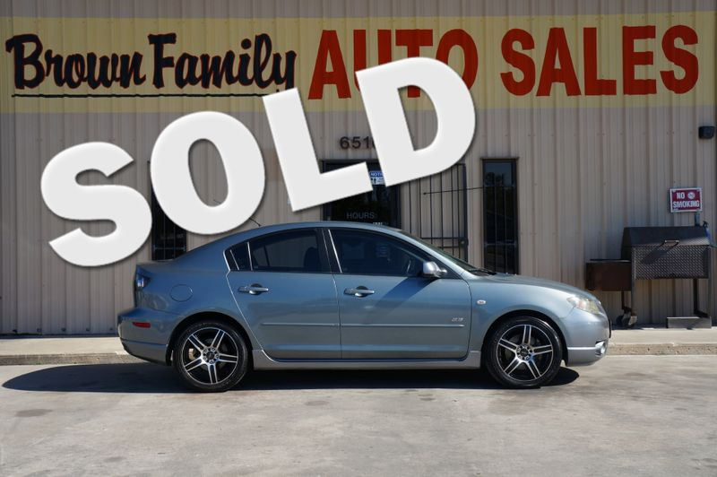 2006 Mazda Mazda3 s Touring | Houston, TX | Brown Family Auto Sales in Houston TX