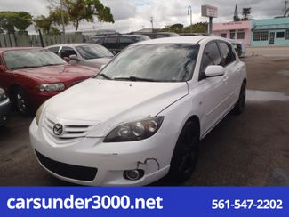 2006 Mazda Mazda3 s Grand Touring Lake Worth , Florida