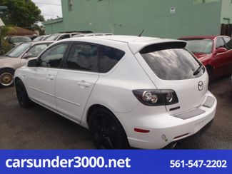 2006 Mazda Mazda3 s Grand Touring Lake Worth , Florida 1
