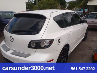 2006 Mazda Mazda3 s Grand Touring Lake Worth , Florida 2