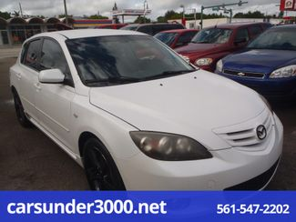 2006 Mazda Mazda3 s Grand Touring Lake Worth , Florida 3