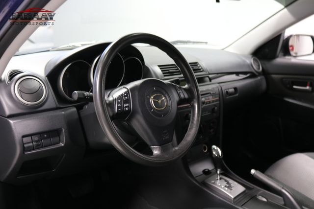 2006 Mazda Mazda3 i Touring Merrillville, Indiana 9