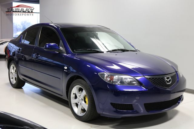 2006 Mazda Mazda3 i Touring Merrillville, Indiana 6