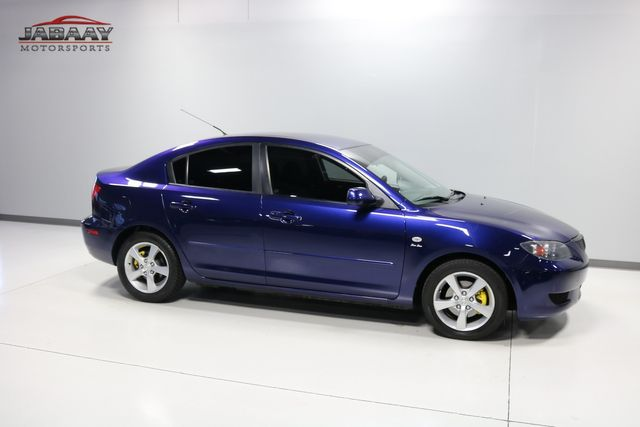 2006 Mazda Mazda3 i Touring Merrillville, Indiana 40