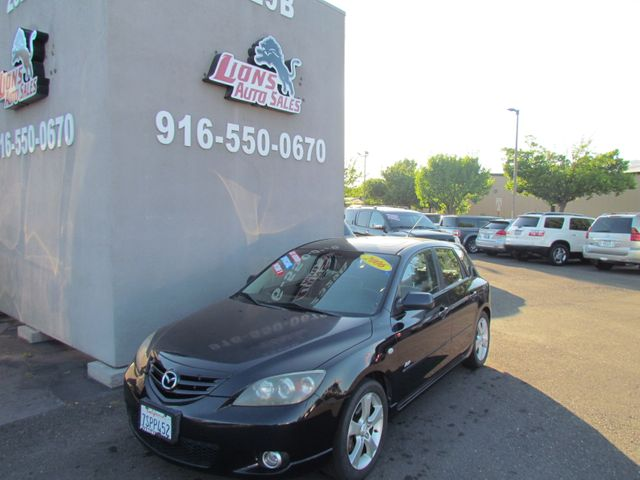 2006 Mazda Mazda3 s Touring 5 Speed