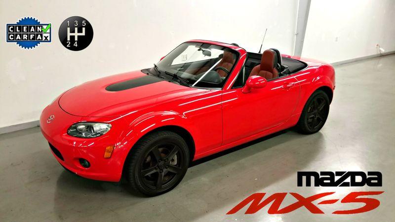 2006 Mazda MX 5 Miata CLEAN CARFAX Touring 5 SPEEN MANUAL | Palmetto, FL | EA Motorsports in Palmetto, FL