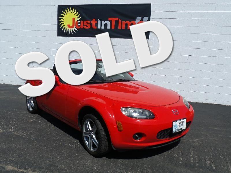 2006 Mazda MX-5 Miata    Endicott, NY   Just In Time, Inc. in Endicott NY