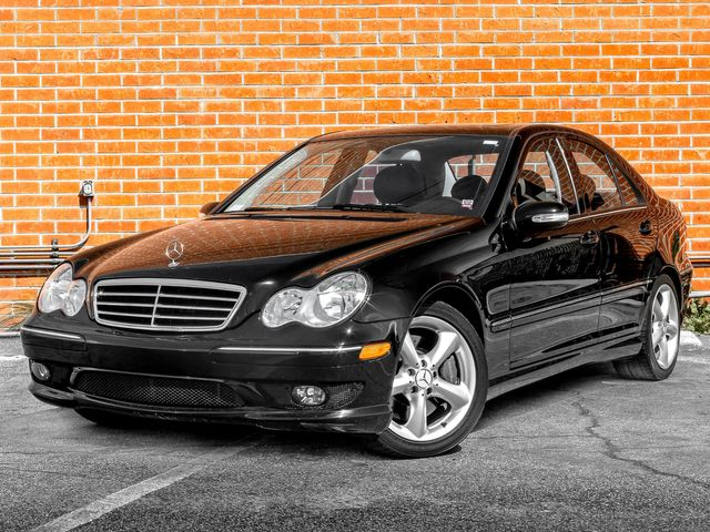 2006 Mercedes-Benz C230 Sport Burbank, CA 0