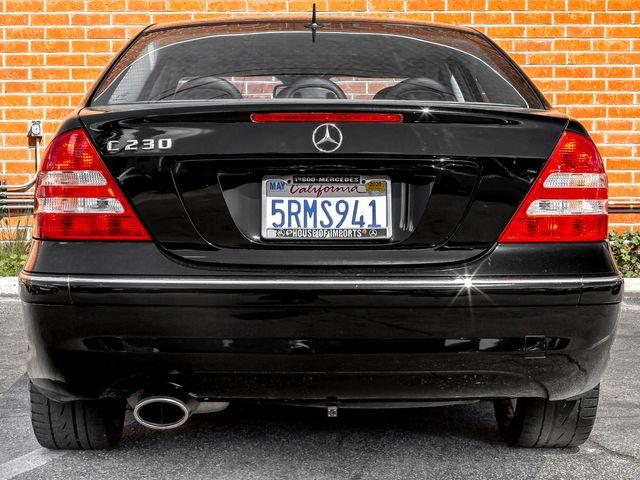 2006 Mercedes-Benz C230 Sport Burbank, CA 3