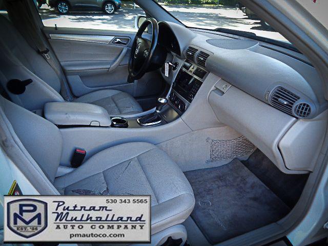 2006 Mercedes-Benz C230 Sport Chico, CA 13