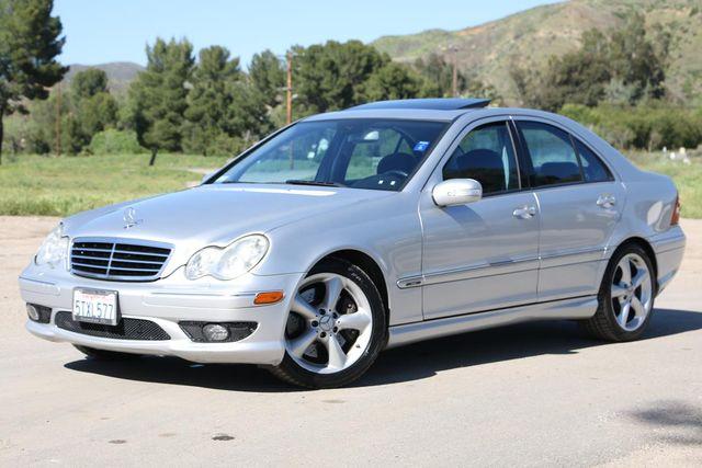 2006 Mercedes-Benz C230 Sport Santa Clarita, CA 1