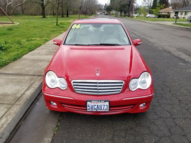 2006 Mercedes-Benz C280 Luxury Chico, CA 1