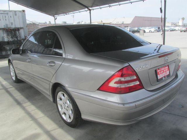 2006 Mercedes-Benz C280 Luxury Gardena, California 1