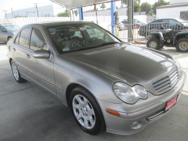2006 Mercedes-Benz C280 Luxury Gardena, California 3
