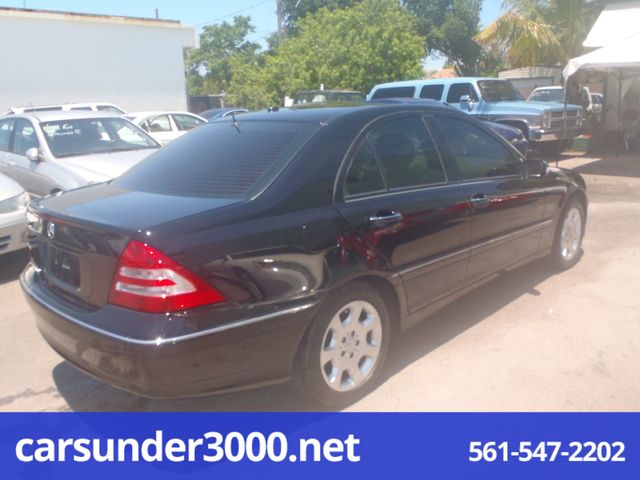 2006 Mercedes-Benz C280 Luxury Lake Worth , Florida 2