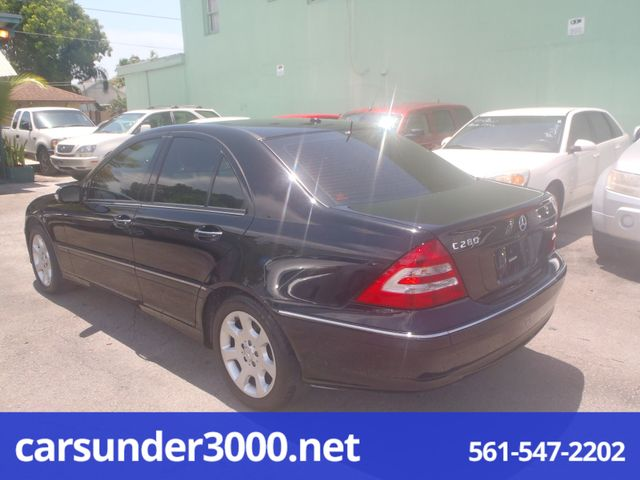 2006 Mercedes-Benz C280 Luxury Lake Worth , Florida 3