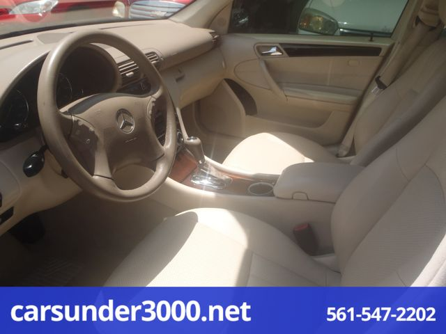 2006 Mercedes-Benz C280 Luxury Lake Worth , Florida 4