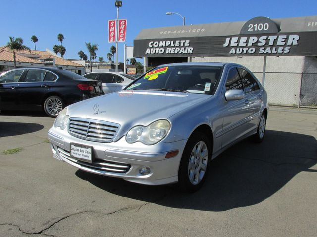 2006 Mercedes-Benz C350 Sport in Costa Mesa, California 92627