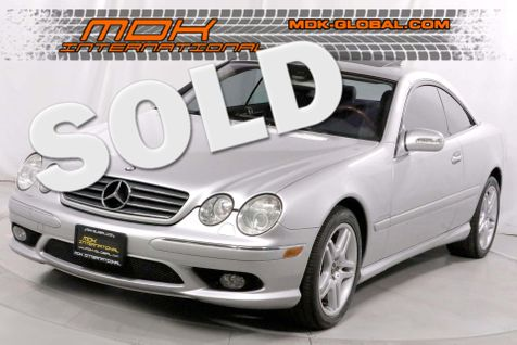2006 Mercedes-Benz CL500 - Sport AMG - Only 65K miles in Los Angeles